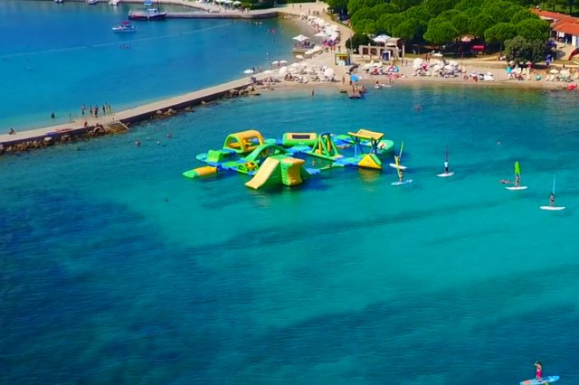 Wibit aquapark Rovinj